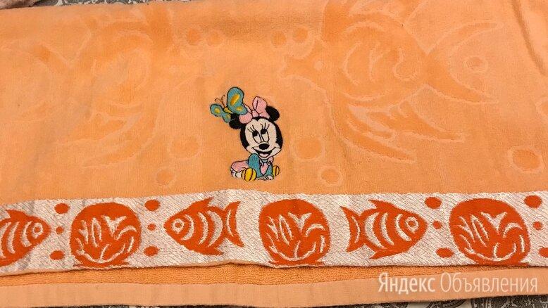 Детское банное полотенце 140*70 по цене 500₽ - Полотенца, фото 0