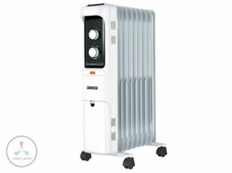 Обогреватели - Масляный радиатор Zanussi Loft ZOH/LT-07W 1500W, 0