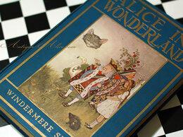 Антикварные книги - Алиса в стране чудес 1916 купить книгу, 0