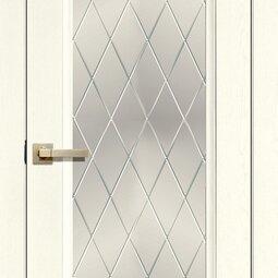 Межкомнатные двери - Двери межкомнатные La Stella серия 400 , 0
