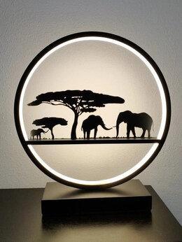 Интерьерная подсветка - декоративный светильник интерьерный животные…, 0