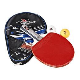 Ракетки - Набор для настольного тенниса JOEREX 1 звезда , 0