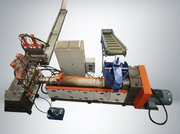 Производственно-техническое оборудование - Линия грануляции мягких отходов шнеки 200/180, 0