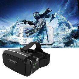 Наушники и Bluetooth-гарнитуры - Очки виртуальной реальности VR Shinecon, 0