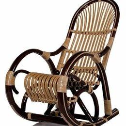 Плетеная мебель - Кресло-качалка Медведь , 0