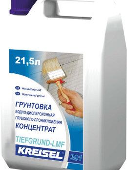 Строительные смеси и сыпучие материалы - Грунтовка 301 TIEFGRUND LMF WINTER Г 21.5л , 0