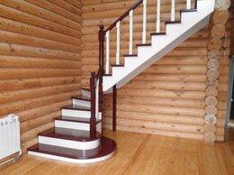 Лестницы и элементы лестниц - Лестница на второй этаж частного дома , 0