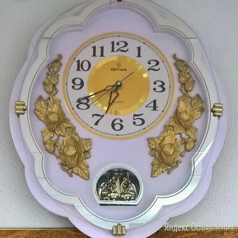 Часы настенные, БОЛЬШИЕ OSTAR, кварцевые. по цене 35000₽ - Часы настенные, фото 0