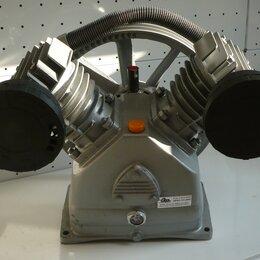 Аксессуары, запчасти и оснастка для пневмоинструмента - Компрессорная голова (Поршневой блок) LB-50, 0