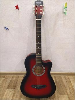Акустические и классические гитары - Гитара акустическая новая, 0
