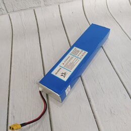 Аксессуары и запчасти - Аккумулятор для kugoo s3 pro 36-42v 6ah, 0