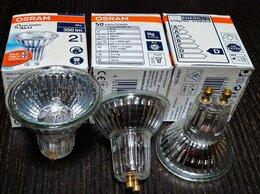 Лампочки - Галогенная лампа OSRAM 230В 50Вт GU10, 0