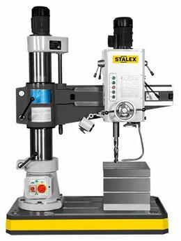 Принадлежности и запчасти для станков - Станок радиально-сверлильный STALEX RD1000x40, 0