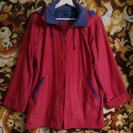 Куртки - Демисезонные куртки р.48,50,52,54, 0