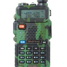 Рации - Рация BAOFENG UV-5R 5W камуфляж зеленый, 0