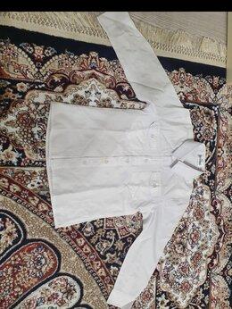 Рубашки - Рубашка детская белая , 0