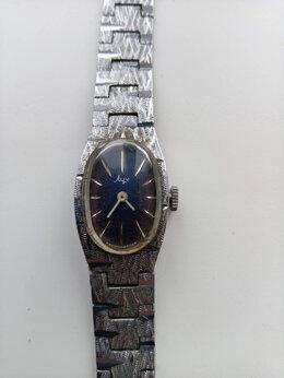 Наручные часы - Часы Луч женские СССР, 0