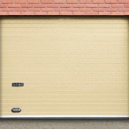 Заборы, ворота и элементы - Секционные ворота 3х3м, 0