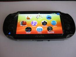 Игровые приставки - PS Vita, состояние идеальное, 64 гб, 0