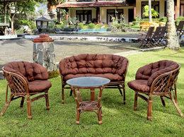 Плетеная мебель - Набор мебели ротанг натуральный, 0