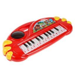 Детские музыкальные инструменты - Электропианино Умка с песнями В. Шаинского, 0