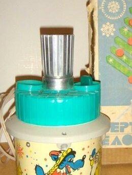 Новогодний декор и аксессуары - Подставка вертушка под елку 70х годов, 0