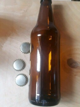 Ёмкости для хранения - Бутылка пивная 0.5л, 0