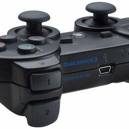 Аксессуары - Джойстик для PS3 черный, 0