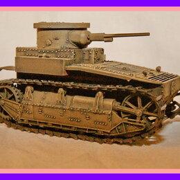 Сборные модели - 1/35 модель танка Т1Е2 Канингхем легкий опытный танк США 1927-32 годы 1/35 , 0