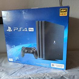 Игровые приставки - Игровая консоль Sony PlayStation 4 Pro 1TB, 0