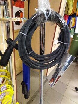 Аксессуары и комплектующие - Комплект сварочных проводов КГ1х16 КГ1х25 3м, 5м…, 0