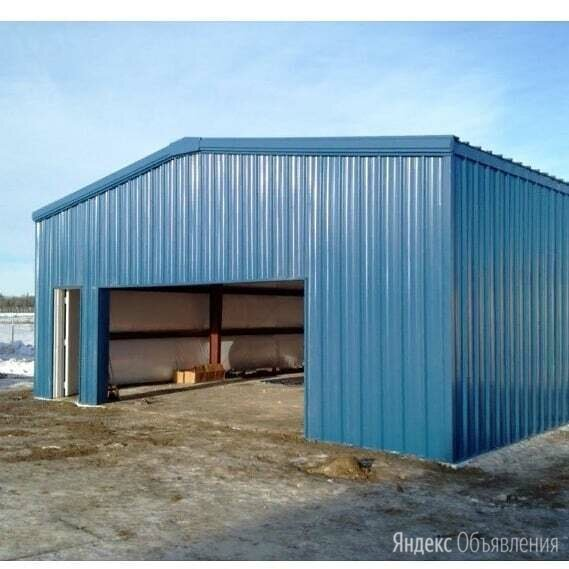 Строительство ангаров складов металоконструкций. Быстровозводимые здания по цене не указана - Готовые строения, фото 0
