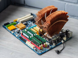 Настольные компьютеры - Готовый компьютер без корпуса Xeon e5440 775, 0