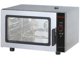 Жарочные и пекарские шкафы - Печь конвекционная Inoxtrend NB-SP-604E 01 RH, 0