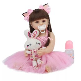 Куклы и пупсы - ❗НОВАЯ РЕБОРН кукла 55 см❗, 0