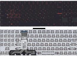 Клавиатуры - Клавиатура Lenovo Legion Y520 Y520-15IKB без рамки, 0