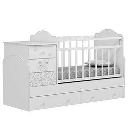 Кровати - Детская кровать трансформер Fattoria Universal…, 0