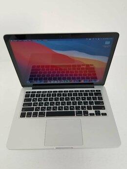 Ноутбуки - Macbook Pro 13 retina 2013 i7, 0