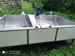 Прочее оборудование - Ванна Охлаждения (для Молока) ипкс-024 (1000) л, 0