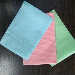 Бумажные салфетки, носовые платки - Салфетки ламинированные для педикюра стоматологий, 0