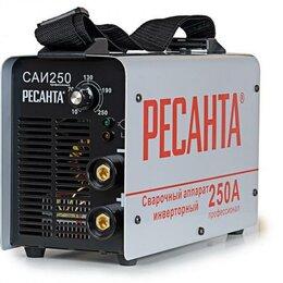 Сварочные аппараты - Ресанта саи 250 Профессионал (Новый) Сварка, 0