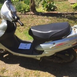 Мототехника и электровелосипеды - Продается скутер Defiant Loton  DT50QT - 13, 0
