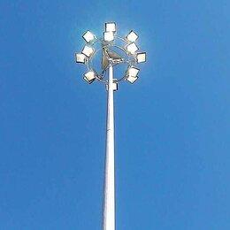 Уличное освещение - Опора освещения, 0