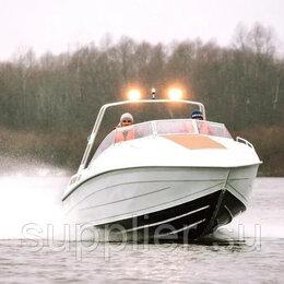 Моторные лодки и катера - Алюминиевый каютный катер Тактика 600 Cruise, 0