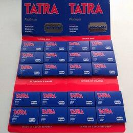 Бритвы и лезвия - Бритвенные лезвия Tatra Platinum Чехия, 0