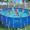 Каркасный бассейн, 549х122 см по цене 63000₽ - Бассейны, фото 1