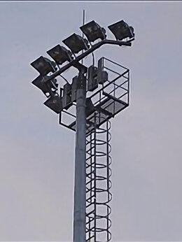 Электроустановочные изделия - Мачта освещения, 0