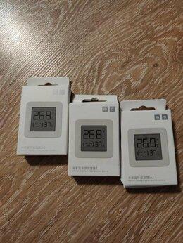 Метеостанции, термометры, барометры - Xiaomi гигрометр термометр датчик, 0
