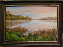 Картины, постеры, гобелены, панно - Осенняя тишина. 40х60см, 0