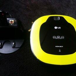 Роботы-пылесосы - Робот-пылесос LG VRF4042LL, 0